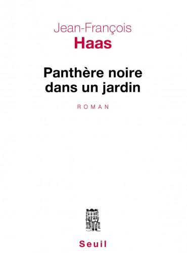 image du livre Panthère noire dans un jardin