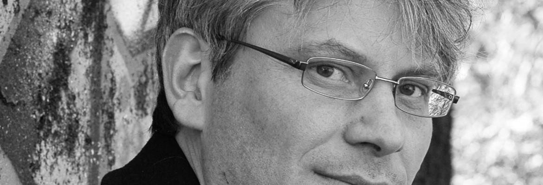 Portrait de Roland Buti, édition 2014-2015 du Roman des Romands