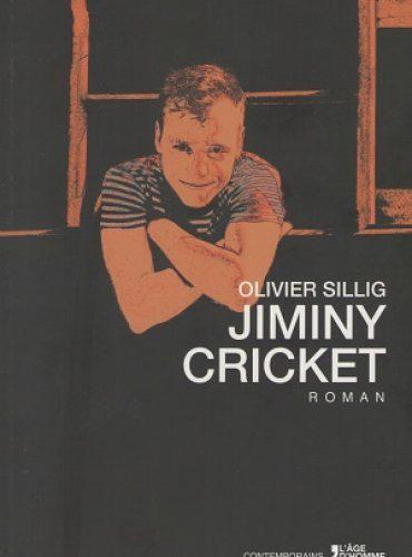 image du livre Jiminy Cricket