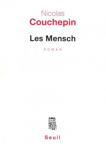 image du livre Les Mensch