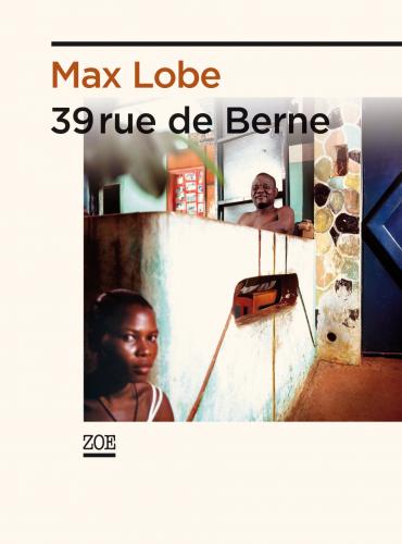image du livre 39, rue de Berne