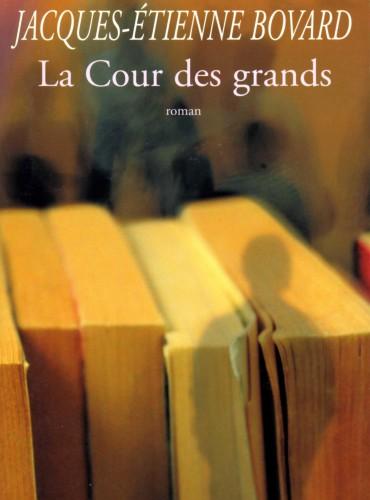 image du livre La Cour des grands
