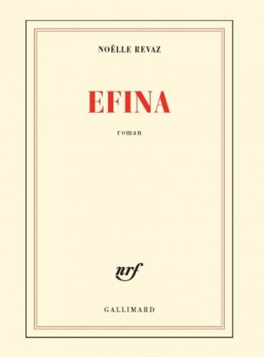 image du livre Efina