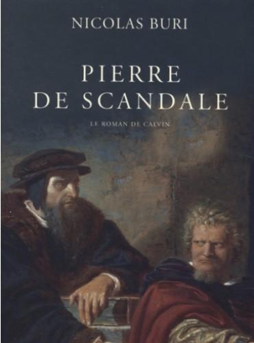 image du livre Pierre de scandale