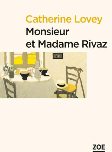 image du livre Monsieur et Madame Rivaz