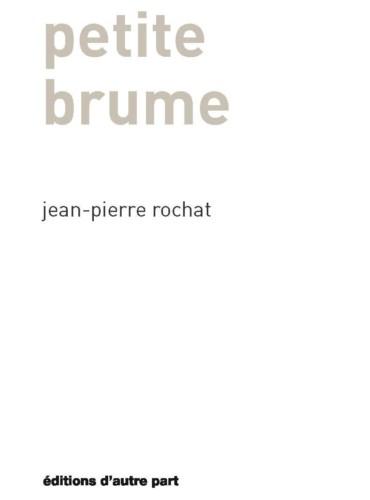 image du livre Petite Brume