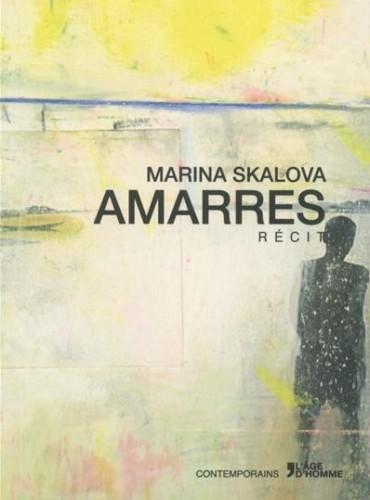 image du livre Amarres