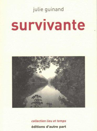 image du livre Survivante