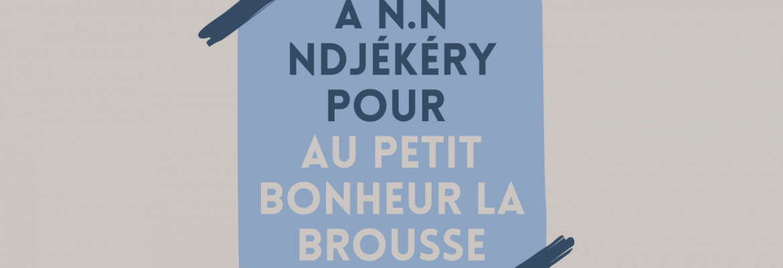 N. N. Ndjékéry : Hommages et cadeaux