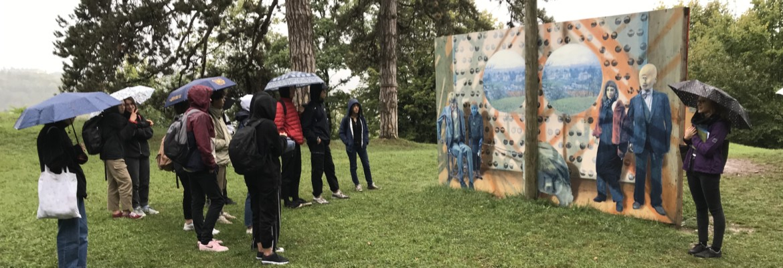Le Gymnase de Morges à la découverte de l'Art